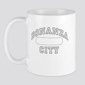 Bonanza City Kid Nation Mug
