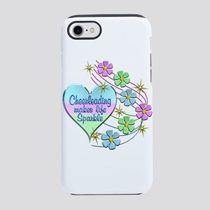 Cheerleading Sparkles iPhone 8/7 Tough Case