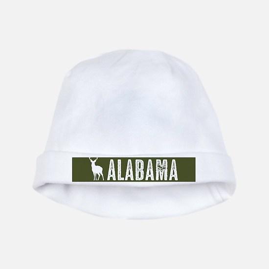 Deer: Alabama Baby Hat