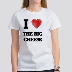 I Love The Big Cheese T-Shirt