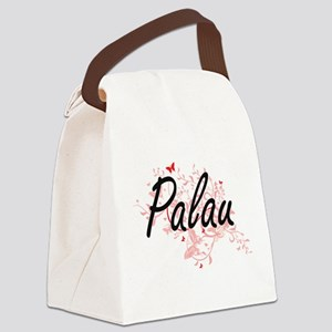 Palau Artistic Design with Butter Canvas Lunch Bag