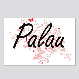 Palau Artistic Design wit Postcards (Package of 8)