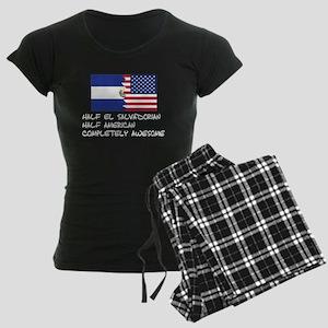 Half El Salvadorian Completely Awesome Pajamas
