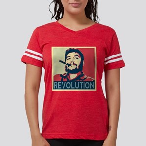 Che Guevara, hope poster square T-Shirt
