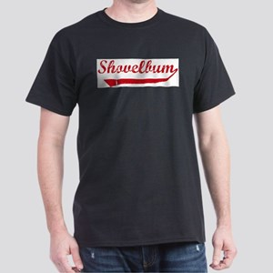 Shovelbum Vintage V Ash Grey T-Shirt