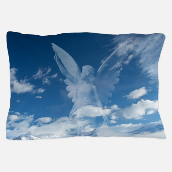 The Angels Way Pillow Case