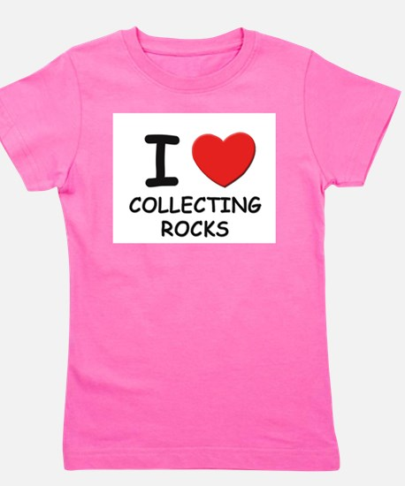 I love collecting rocks T-Shirt