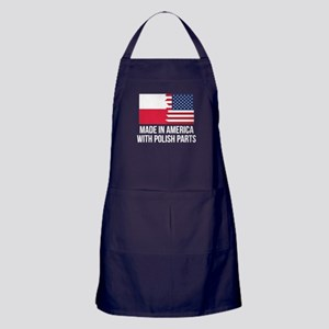Made In America With Polish Parts Apron (dark)