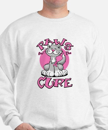 Paws for the Cure Sweatshirt