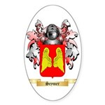 Seymer Sticker (Oval)