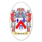 Sextone Sticker (Oval 50 pk)