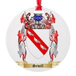 Sewill Round Ornament