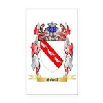 Sewill Rectangle Car Magnet