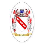 Sewill Sticker (Oval 50 pk)