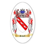 Sewell Sticker (Oval 50 pk)
