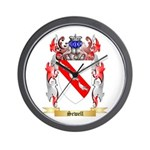 Sewell Wall Clock