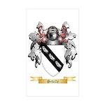Seville Sticker (Rectangle 50 pk)
