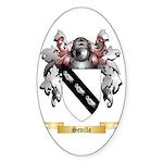 Seville Sticker (Oval)