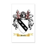 Seville 20x12 Wall Decal