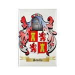 Sevilla Rectangle Magnet
