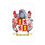 Sevilla Sticker (Rectangle 10 pk)