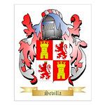 Sevilla Small Poster