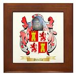 Sevilla Framed Tile