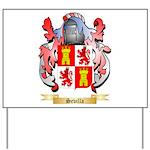 Sevilla Yard Sign