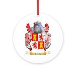 Sevilla Round Ornament