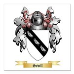 Sevill Square Car Magnet 3