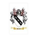 Sevill Sticker (Rectangle 50 pk)