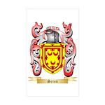 Seton Sticker (Rectangle 10 pk)