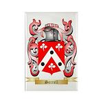 Serrell Rectangle Magnet (10 pack)
