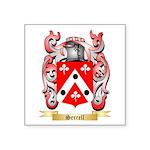 Serrell Square Sticker 3