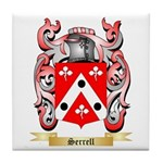 Serrell Tile Coaster