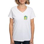 Serrato Women's V-Neck T-Shirt
