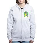 Serrato Women's Zip Hoodie