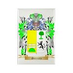 Serrato Rectangle Magnet (100 pack)