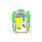 Serrato Sticker (Rectangle)