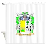 Serrato Shower Curtain