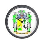 Serrato Wall Clock