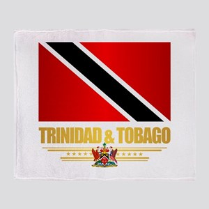 Trinidad & Tobago Throw Blanket