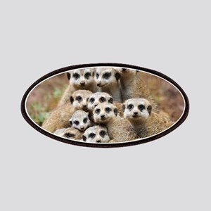 Meercat Family Patch