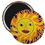 "Sun 2.25"" Magnet (10 Pack) Magnets"