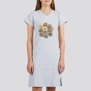 Hedgehog Party White T-Shirt