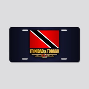 Trinidad & Tobago Aluminum License Plate