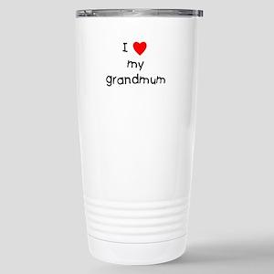 I love my grandmum Mugs