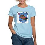 USS Halibut (SSGN 587) Women's Light T-Shirt
