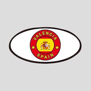 Valencia Spain Patch