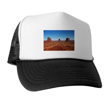 Monument Valley Entrance Trucker Hat